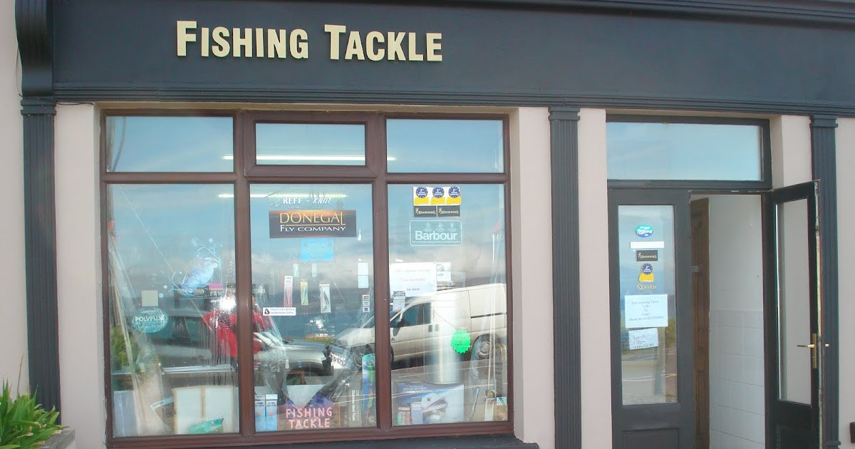 KB Fishing News: tackle shop at waterville