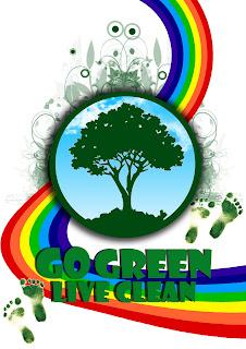 Portfolio Quot Go Green Quot Campaign