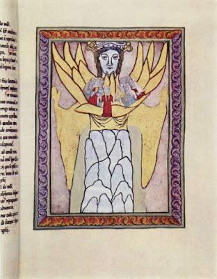 Le Corps Mystique, Hildegarde de Bingen