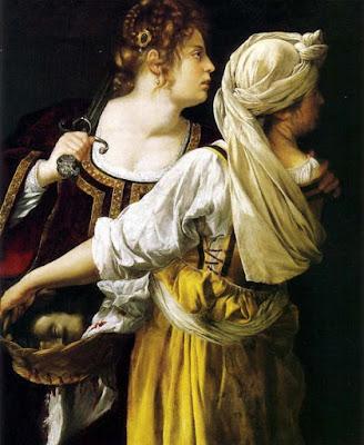 Artemisia Gentileschi, Judith et sa servante (1618-19)
