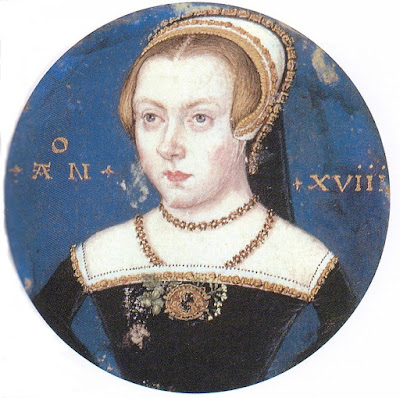 Miniature de la Princesse Elisabeth (1550), Levina Teerlinc