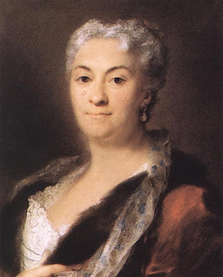 Portrait de Lady Ederly (1740), Rosalba Carriera