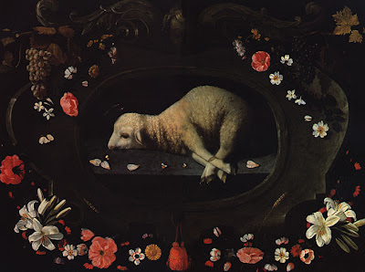 L'agneau Pascal (1660-70), Josefa de Obidos