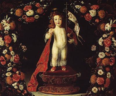 L'enfant Jésus Sauveur du monde ( 1672), Josefa de Obidos