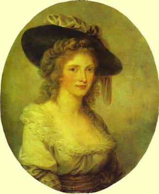 Autoportrait (1780-85), Maria Anna Angelica Kauffmann