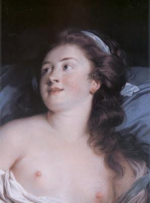 Charmante surprise (1779), Adélaïde Labille-Guiard