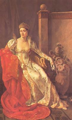 Elisa Bonaparte (1805), Marie-Guillemine Benoist