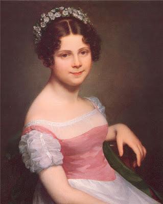Portrait de Sophie-Fanny Lordon (1820), Constance Mayer