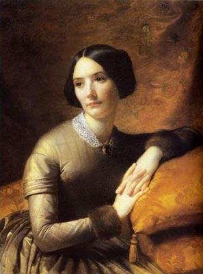 Portrait de jeune femme (1849), Sophie Rude