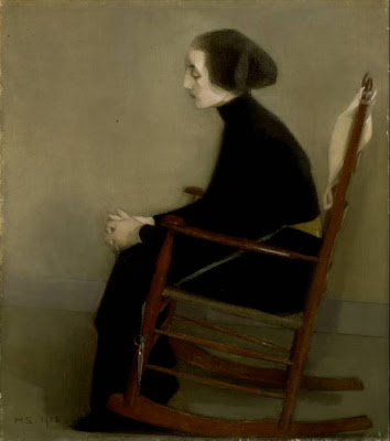 Couturière (1905), Helene Schjerfbeck