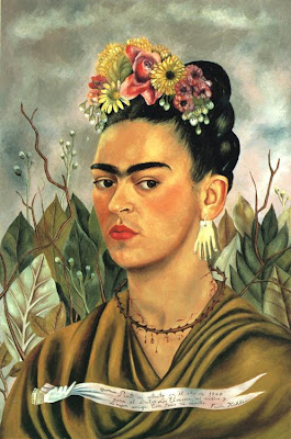 Autoportrait (1940), Frida Kahlo