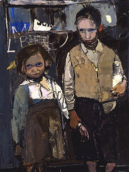 Brother And Sister, Joan Eardley