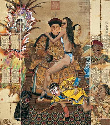 The Woman World (2007), Liu Yan
