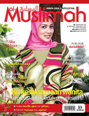 Fashion majalah baju muslim