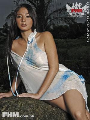 FHM Cover Girls: Katri...