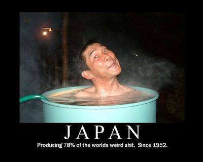weird man japan