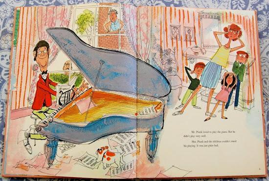 Vintage Kids' Books My Kid Loves: The Story of Harmony Lane