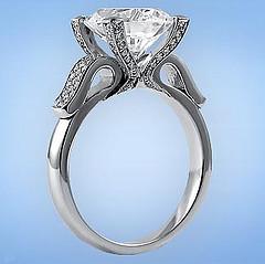Unique Diamond Rings Uk