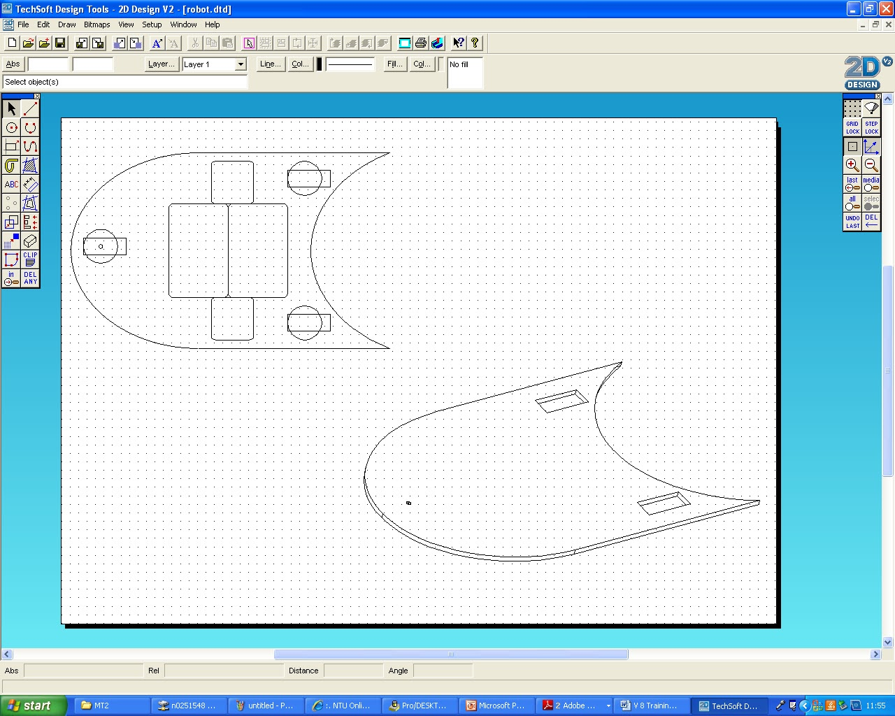 2??cad??? Nilesh Product Design 2 Module Task 2 Cad 2d Design Tools