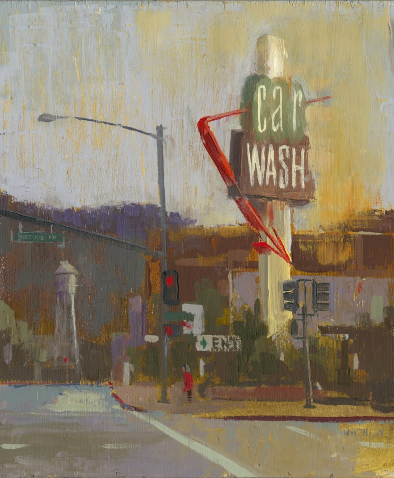 William Wray: April 2010