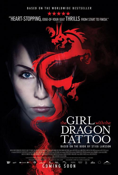 Noomi rapace la chica del tatuaje del dragón