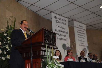Gobierno del Estado de Michoacán: junio 2010