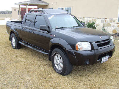 Auto Barn 2003 Nissan Frontier Supercharged V6 4X4, 74k miles, tow