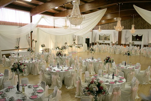 A Wedding and Some Paper Work A Different Kind of Head Table - wedding reception setup with rectangular tables