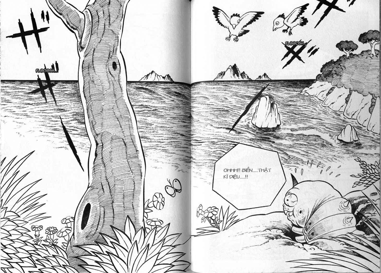 The Bug Boy chap 4 trang 26