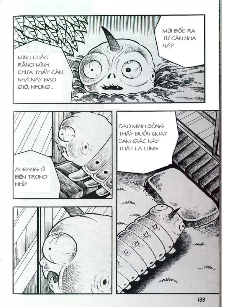 The Bug Boy chap 6 end trang 11