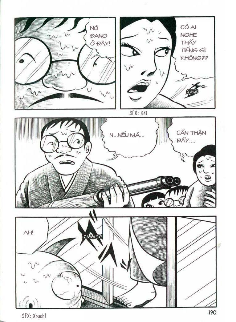 The Bug Boy chap 6 end trang 13