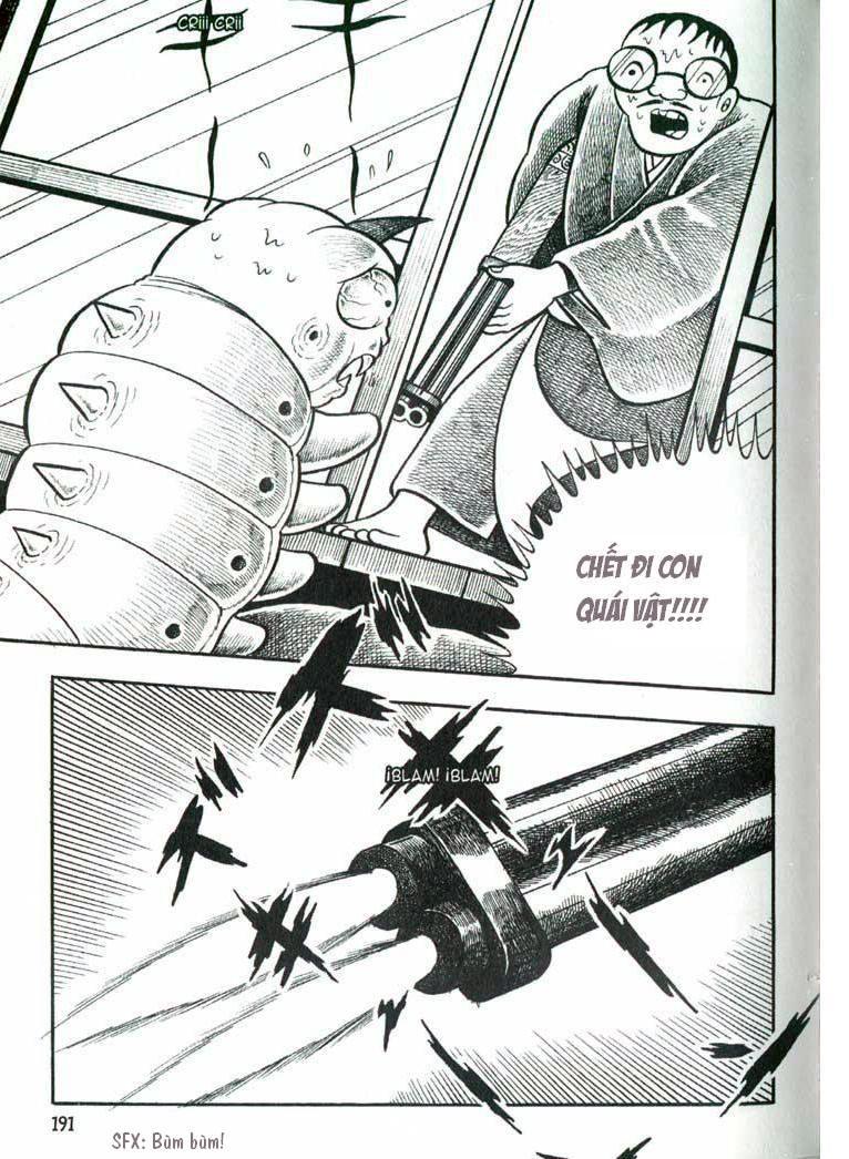 The Bug Boy chap 6 end trang 14