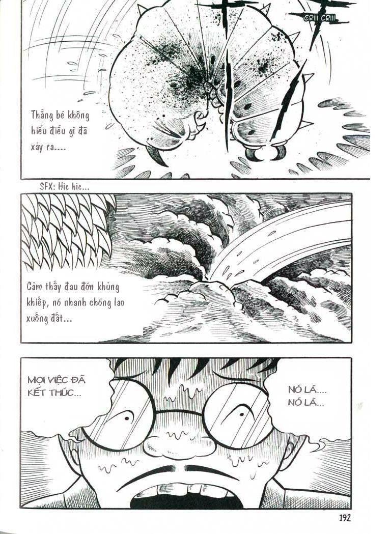 The Bug Boy chap 6 end trang 15