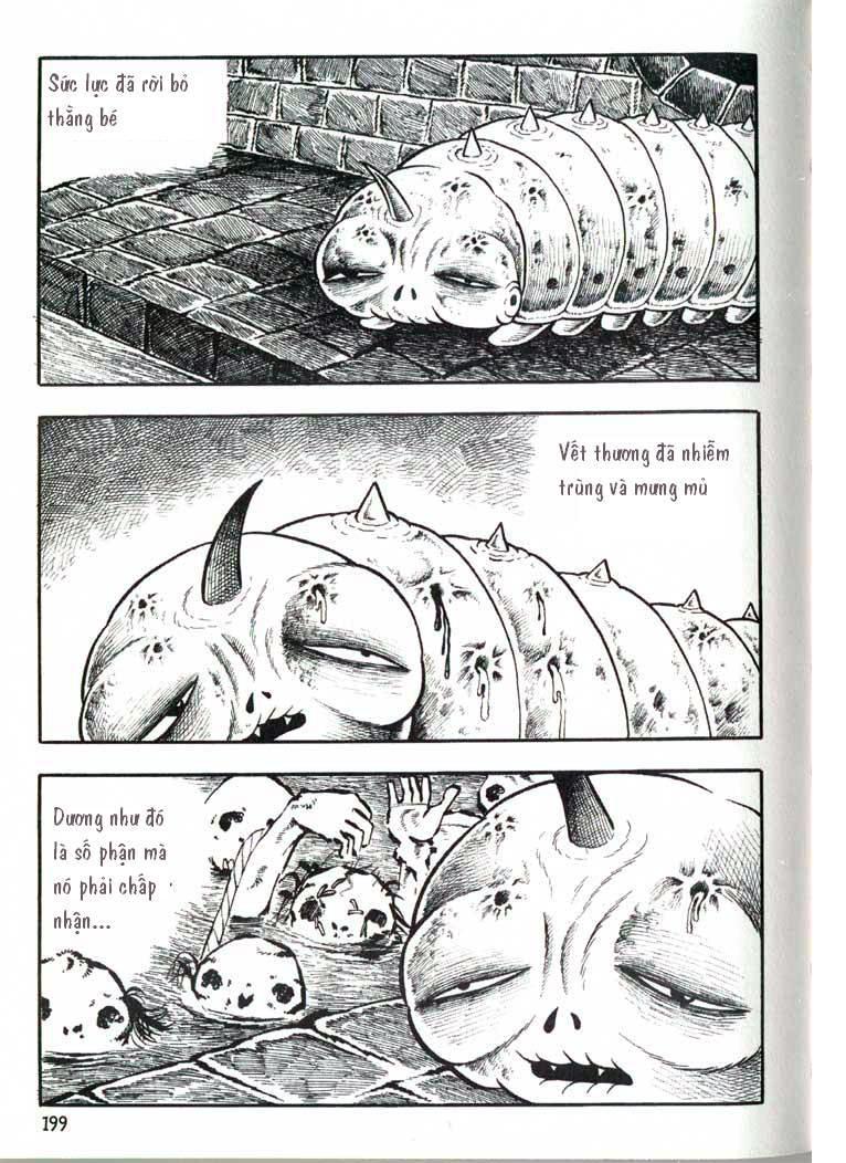 The Bug Boy chap 6 end trang 22