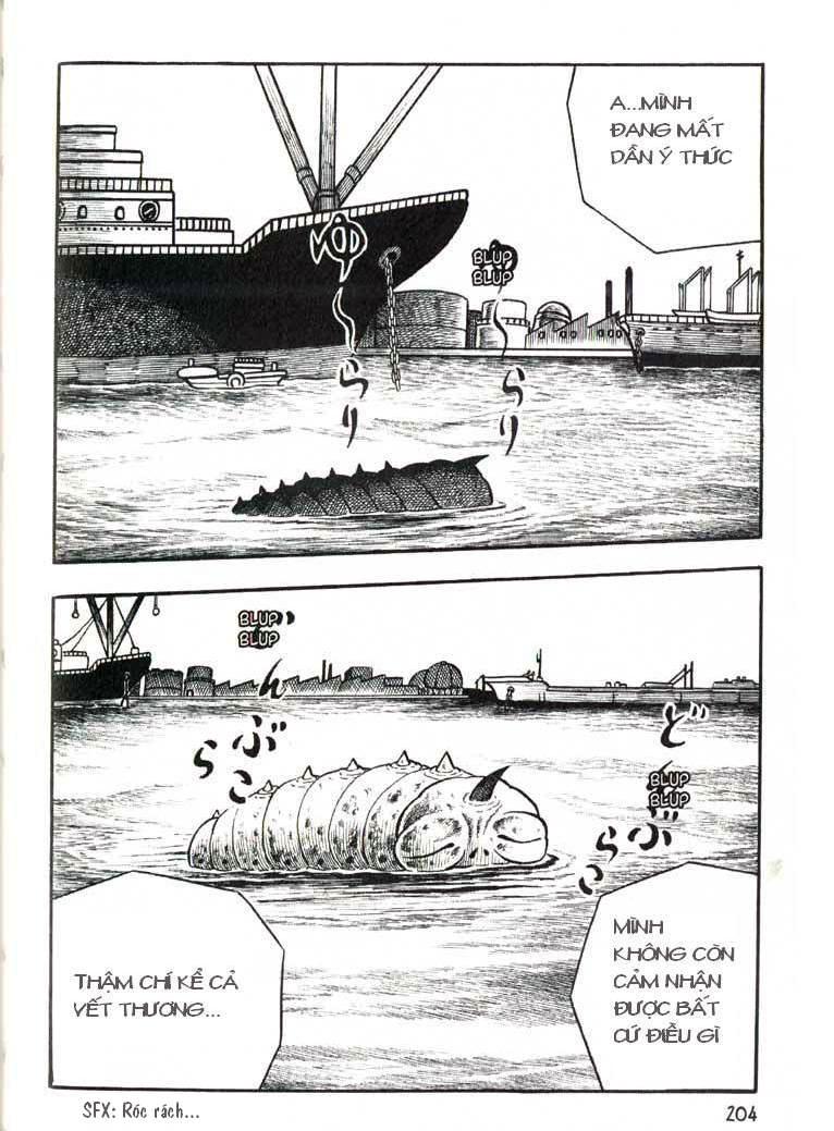 The Bug Boy chap 6 end trang 27