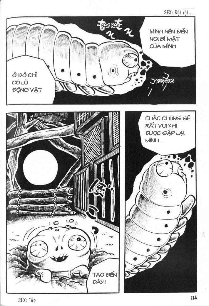 The Bug Boy chap 4 trang 7