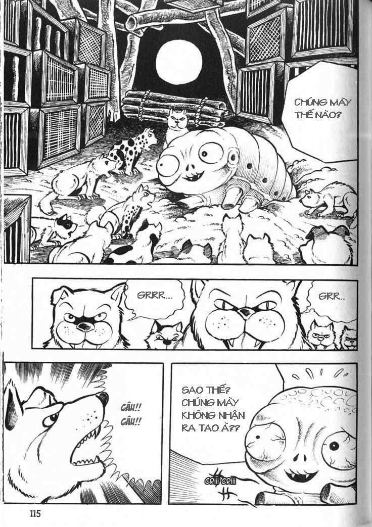 The Bug Boy chap 4 trang 8