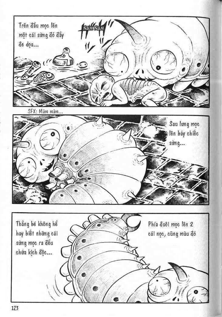 The Bug Boy chap 4 trang 15