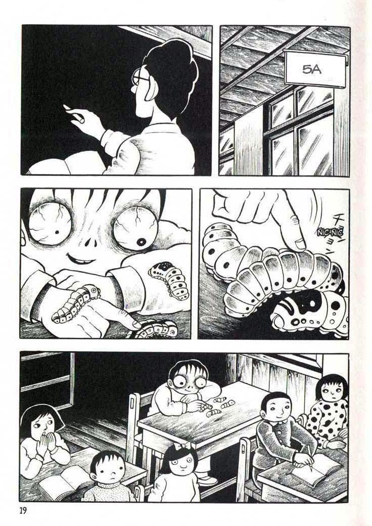 The Bug Boy chap 1 trang 14
