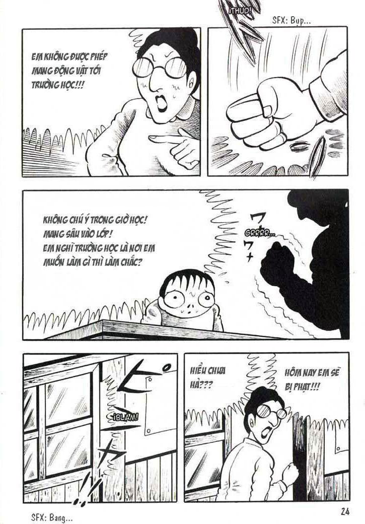 The Bug Boy chap 1 trang 18