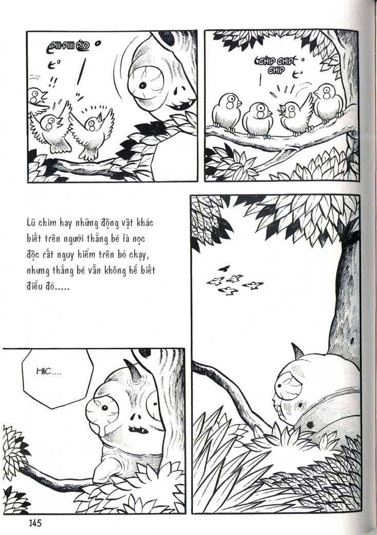 The Bug Boy chap 4 trang 36