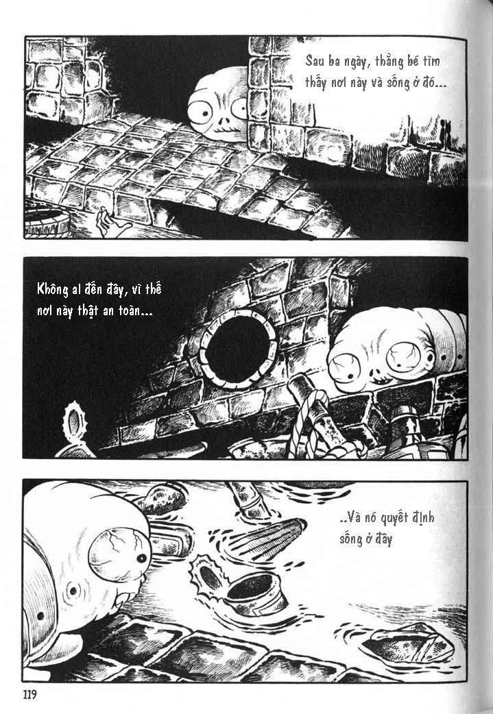 The Bug Boy chap 4 trang 37