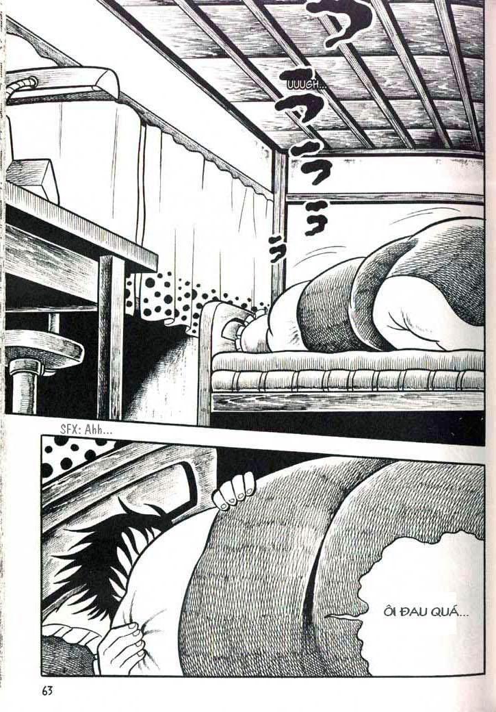 The Bug Boy chap 3 trang 2