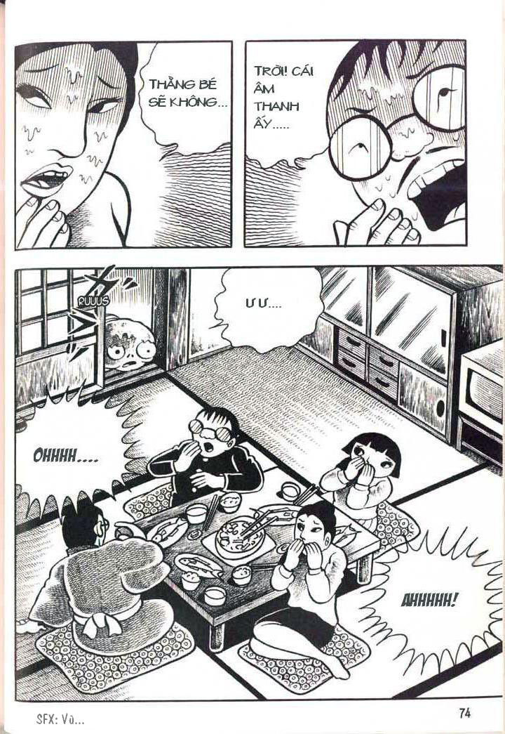The Bug Boy chap 3 trang 13