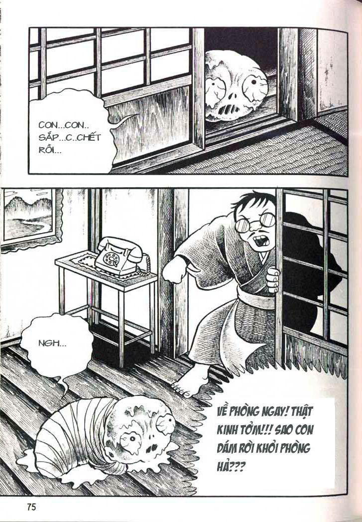 The Bug Boy chap 3 trang 14
