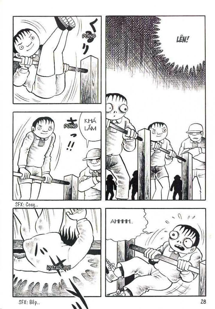 The Bug Boy chap 1 trang 27
