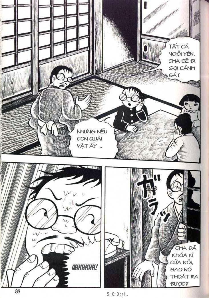 The Bug Boy chap 3 trang 28