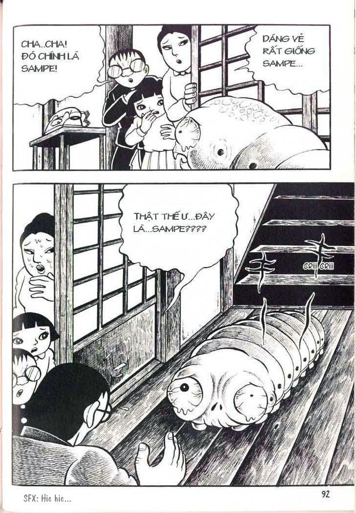 The Bug Boy chap 3 trang 31
