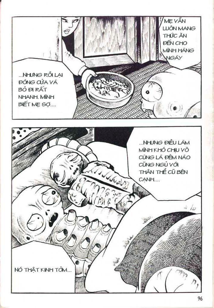 The Bug Boy chap 3 trang 35