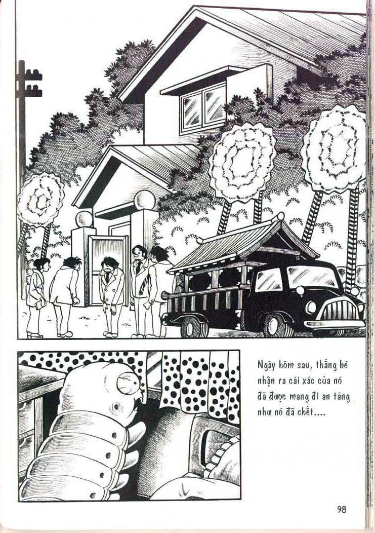 The Bug Boy chap 3 trang 37